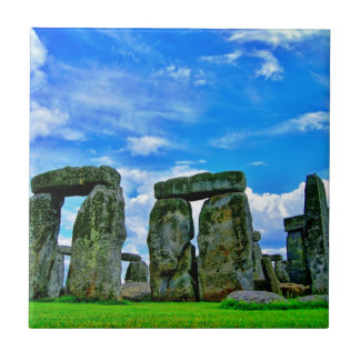 Stonehenge、イギリス タイル