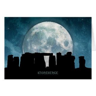 Stonehenge カード