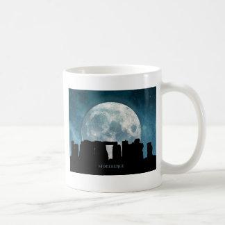 Stonehenge コーヒーマグカップ