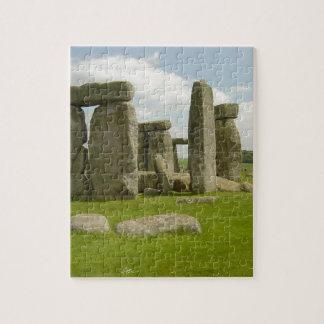 Stonehenge ジグソーパズル