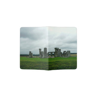 Stonehenge パスポートカバー
