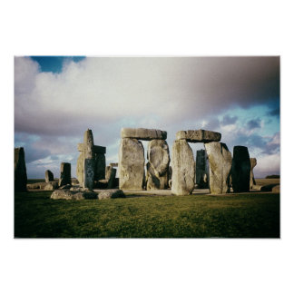 Stonehenge ポスター