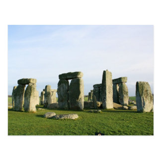 Stonehenge ポストカード