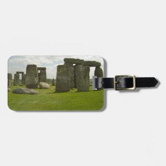 Stonehenge ラゲッジタグ