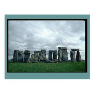 Stonehenge、夏「06 ポストカード