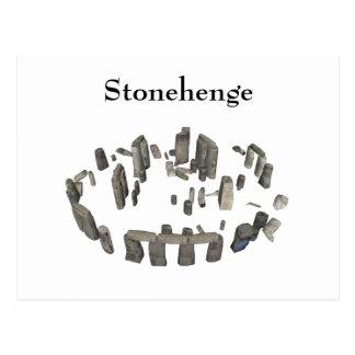 Stonehenge: 郵便はがき ポストカード
