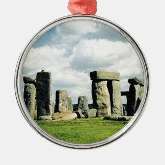 Stonehenge 2006年 メタルオーナメント