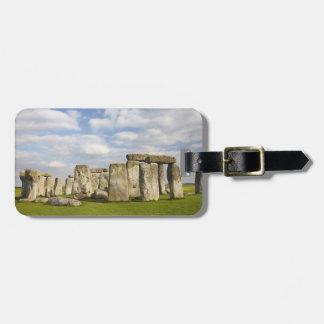 Stonehenge (2500頃紀元前に)、ユネスコの世界2 ラゲッジタグ