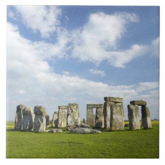 Stonehenge (2500頃紀元前に)、ユネスコの世界 タイル
