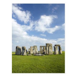 Stonehenge (2500頃紀元前に)、ユネスコの世界 ポストカード