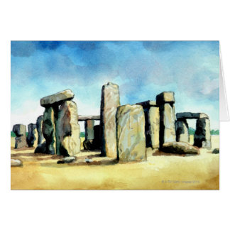 Stonehenge 2 カード