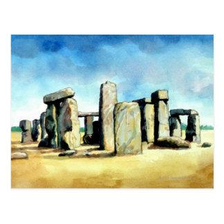 Stonehenge 2 ポストカード