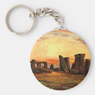 Stonehenge Keychain キーホルダー