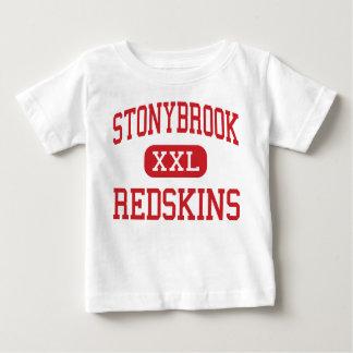 Stonybrook -アメリカインディアン-中間-インディアナポリス ベビーTシャツ