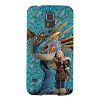 Stormflyおよびアストリッド Galaxy S5 ケース