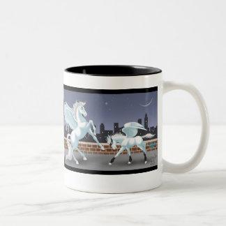 Stormwind及び落雷 ツートーンマグカップ