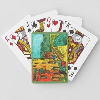 Strada di Artisti -カードを遊ぶことのデッキ トランプ