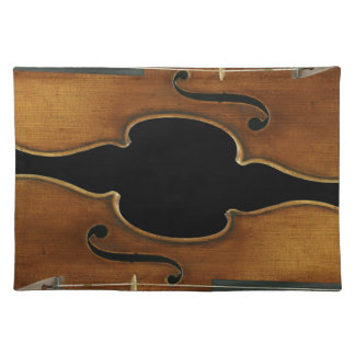 Stradivariは再生しました ランチョンマット
