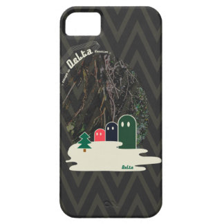 Strange creature Delta01typeA of lake iPhone 5 Cover