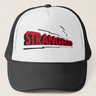 STRANGECOのロゴのトラック運転手の帽子 キャップ