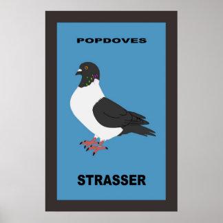 Strasserポスター ポスター