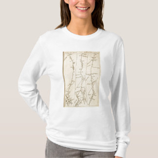 StratfordからPoughkeepsie 15への Tシャツ