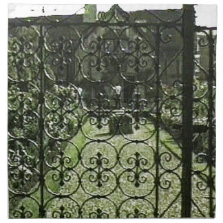StratfordにAvonシェークスピアの出生地のjGibn ナプキンクロス
