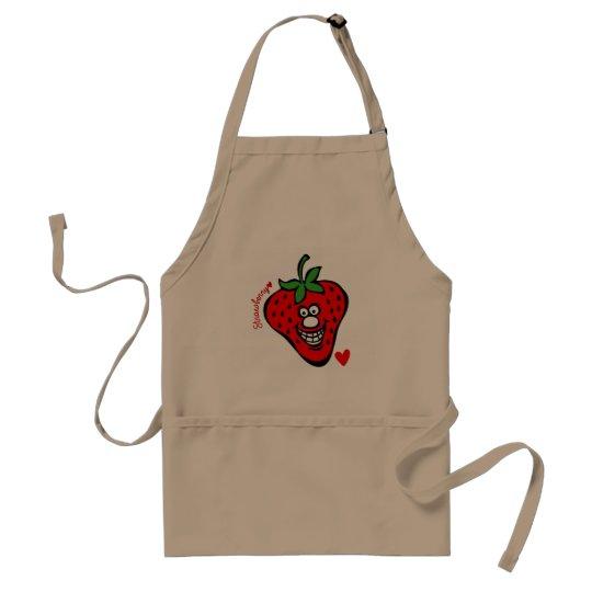 Strawberry *Apron スタンダードエプロン