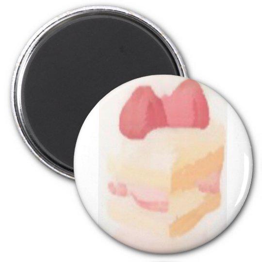 strawberry shortcake マグネット