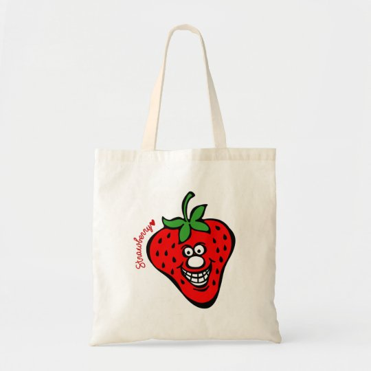 Strawberry *Tote Bag トートバッグ