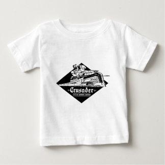Streamliner読書鉄道クルセーダー ベビーTシャツ