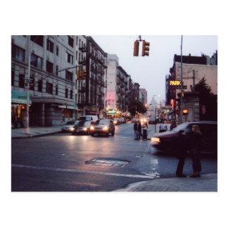 street ポストカード