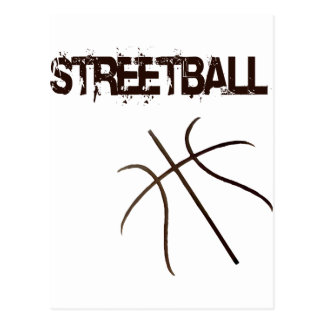 Streetball ポストカード