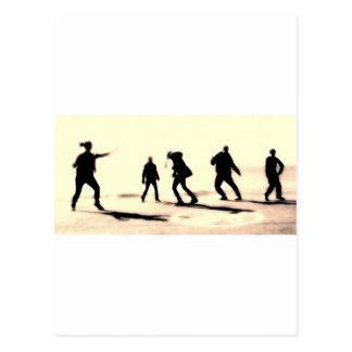 streetdanceの芸術 ポストカード