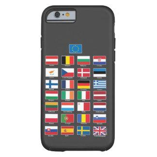 StrongerInの(残して下さい) iPhone; 欧州連合EUは印を付けます ケース