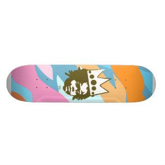 strongskateboardの迷彩柄02 21.6cm スケートボードデッキ