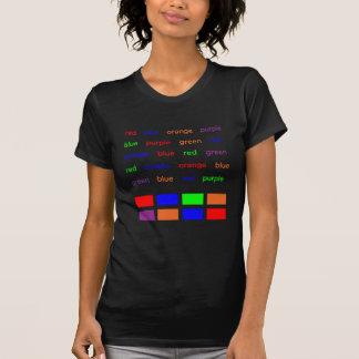 Stroopテスト Tシャツ