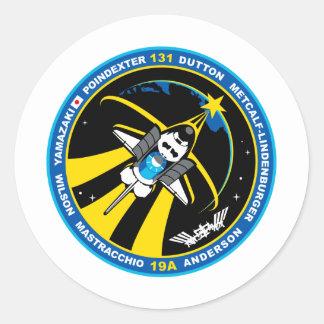 STS 131の発見 ラウンドシール