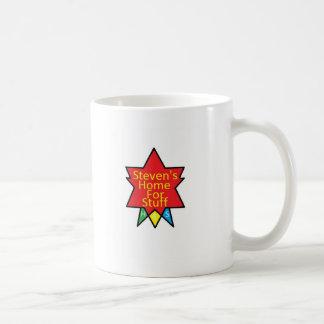 stuff.jpgのためのスティーブンの家 コーヒーマグカップ