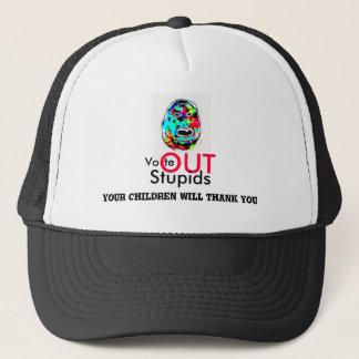 Stupidsを感謝していしています帽子投票して下さい キャップ