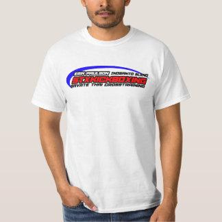 STX Kickboxingのクラスのワイシャツ Tシャツ