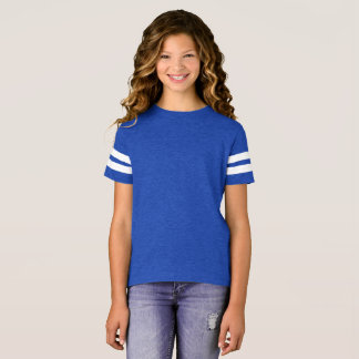 Style: Girls' Football Shirt Whether it's Monday o Tシャツ
