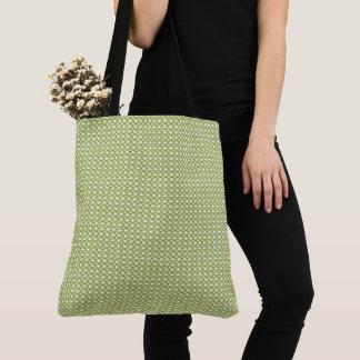 Stylish-Green-Gems_Fabric-Totes-Bags_Multi-Sz トートバッグ