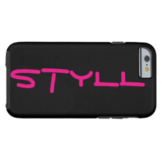 styllのりんごのiphoneの堅い場合のデザインのsmartphone ケース