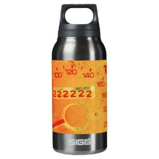 Subaru 222,222マイルの走行距離計 断熱ウォーターボトル