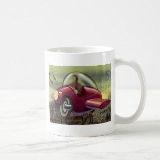 SUBMARINNEのオートバイ コーヒーマグカップ