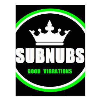 SubNubs_GoodVibrations ポストカード