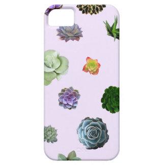 succulentsの電話箱 iPhone SE/5/5s ケース
