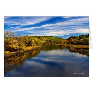 Sudburyの川: 一致、MA カード