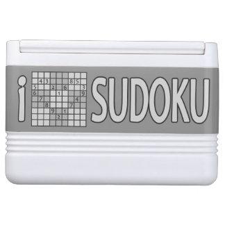 SUDOKUのカスタムのクーラー IGLOOクーラーボックス
